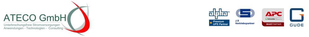 Logo von ATECO EDV GmbH